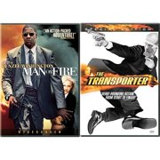 Man On Fire   The Transporter (2-Pack) (Widescreen) by