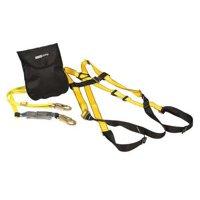 Msa Fall Protection Kit, Yellow 10092193