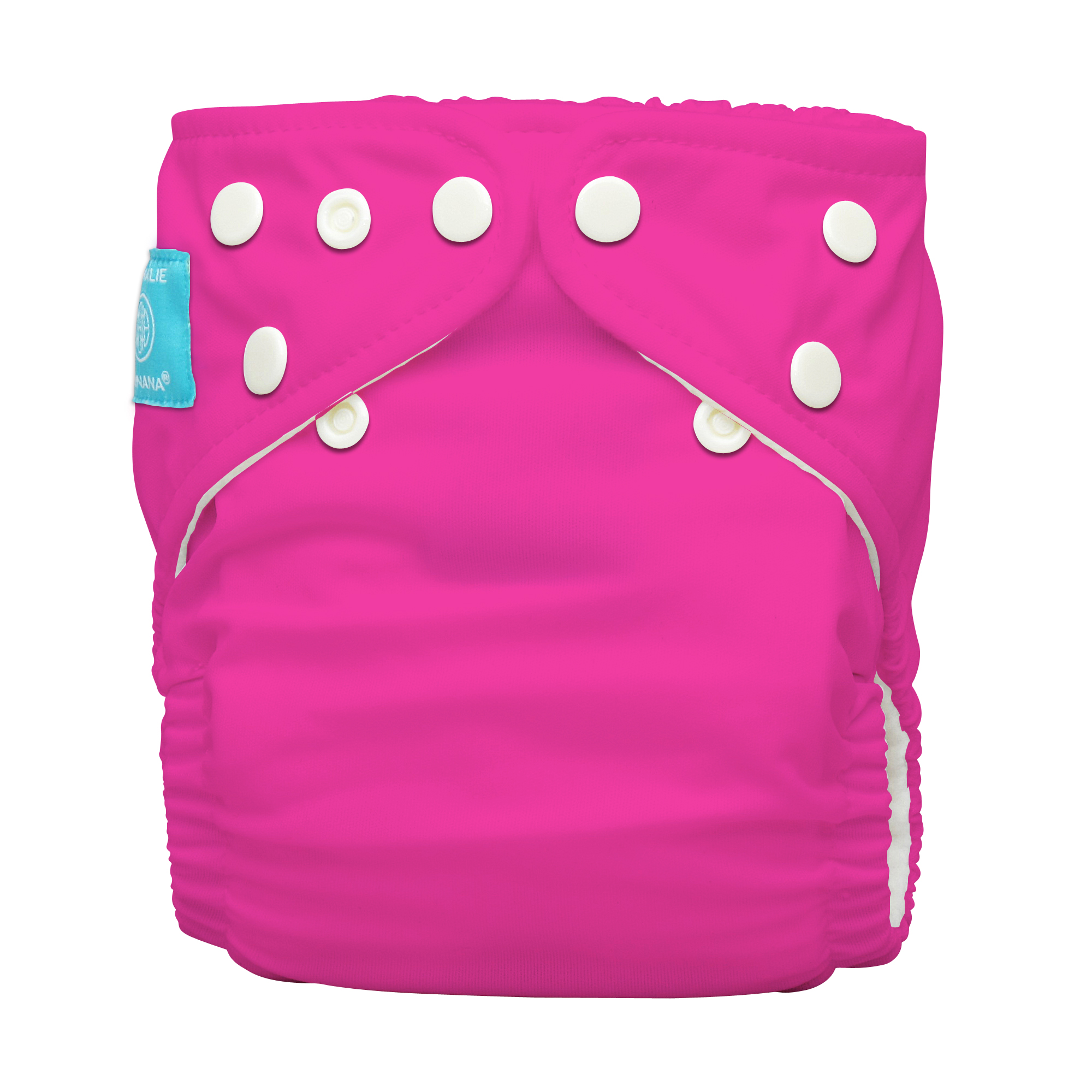 Charlie Banana 2-in-1 Reusable Diapering System, 1 Diaper and 2 Inserts, (One Size), (Choose Your Color)