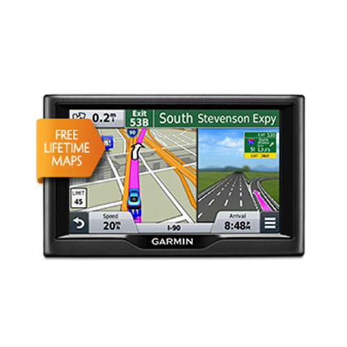 """Garmin Nuvi 57LM 5"""" Touch Screen GPS with Lifetime Map Updates"""