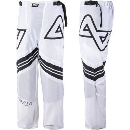 Alkali RPD Lite Roller Hockey Pants (White/Black) Custom Roller Hockey Pants