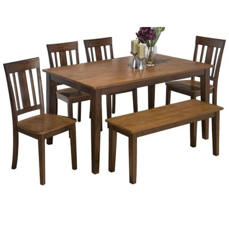 Just Cabinets Furniture And More Kura 6 Piece Dining Set
