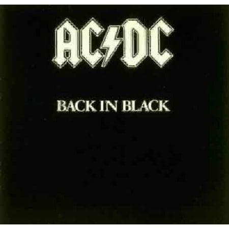 AC/DC - Back In Black - Vinyl Rock Vinyl Records