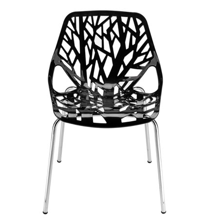 Remarkable 4Pcs Living Room Chairs Plastic Steel Dining Room Stool Leisure Student Backrest Restaurant Chairs Forskolin Free Trial Chair Design Images Forskolin Free Trialorg