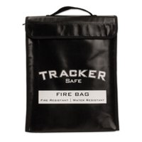 Tracker Safe - Larger Fire & Water Resistant Bag