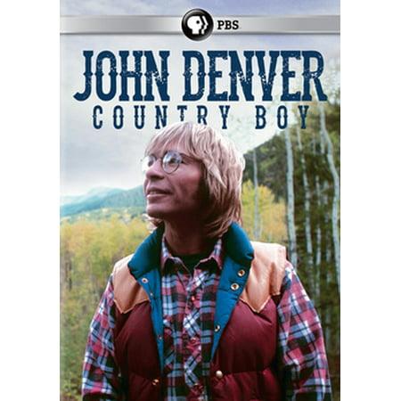 John Denver: Country Boy (DVD) (John Denver The Very Best Of John Denver)