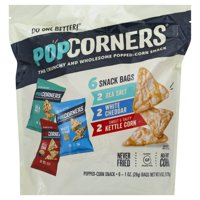 PopCorners Popped-Corn Snack Variety Pack