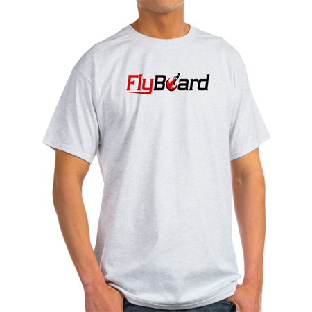 CafePress - Flyboard Logo - Light T-Shirt - CP ()
