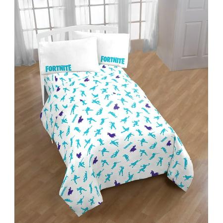 Fortnite Boogie Bedding Sheet Set, Multiple Sizes