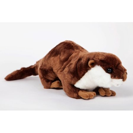 River Otter - Cabin Critters Stuffed Animal -  North American Wildlife Collection
