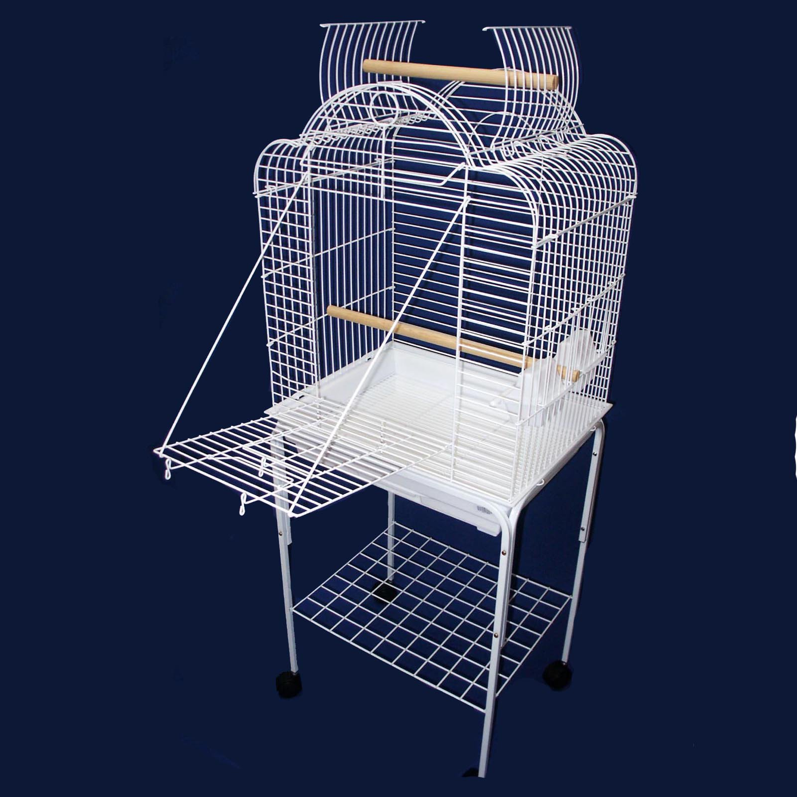 YML Scallop Playtop Bird Cage