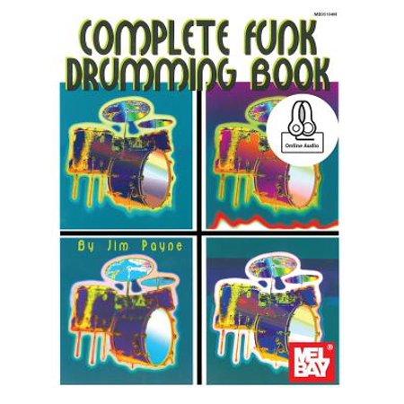 Complete Funk Drumming Book ()