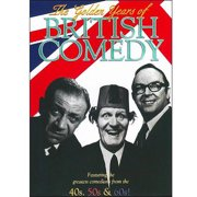 The Golden Years Of British Comedy by Music Video Distributors