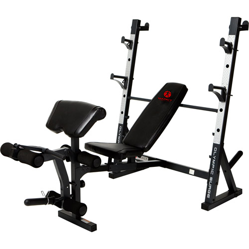 Marcy Olympic Weight Bench: MD-857