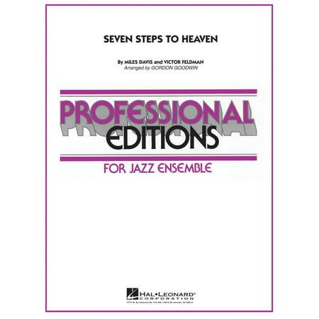 Hal Leonard Seven Steps To Heaven Jazz Band Level 5 By Miles Davis Arranged By Gordon Goodwin