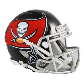 Riddell Revolution Speed Mini Helmet - Tampa Bay Buccaneers Tampa Bay Buccaneers RIDDMINITAMSP