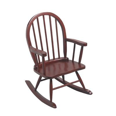 Windsor Childrens Rocking Chair-Finish:Cherry