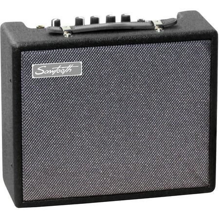 - Sawtooth 10-Watt Electric Guitar Amplifier