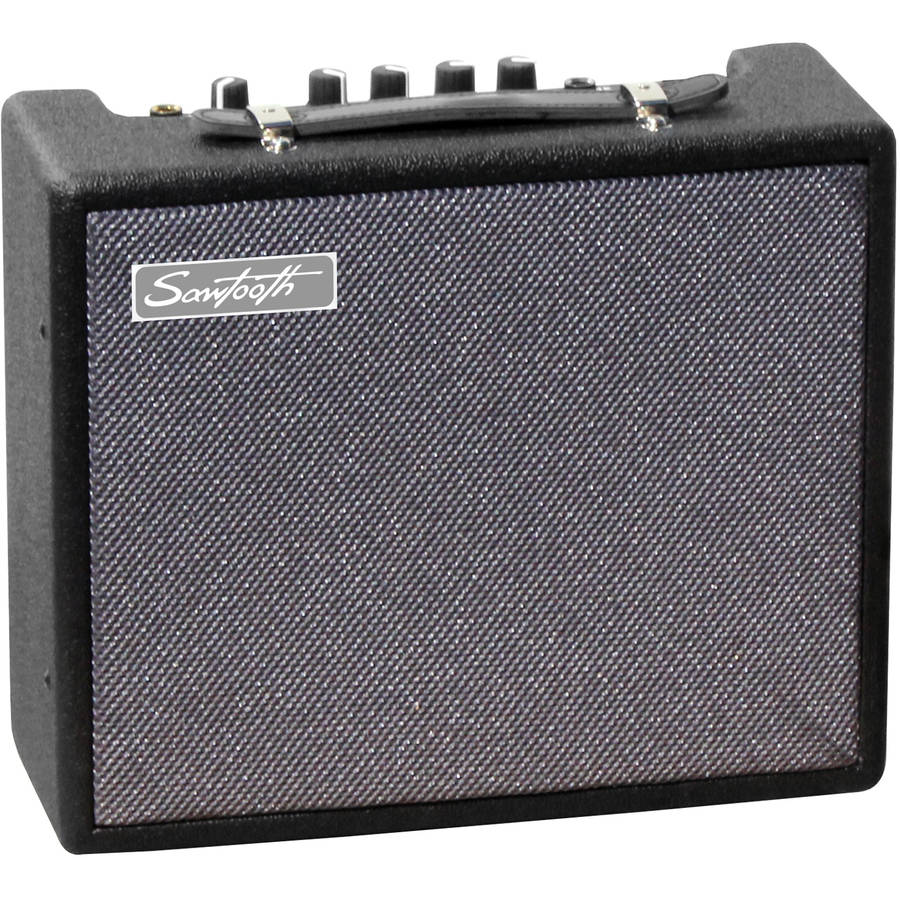 Sawtooth 10-Watt Electric Guitar Amplifier