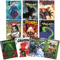 Dc Superhero Comic Book 10-Pack Bundled Set