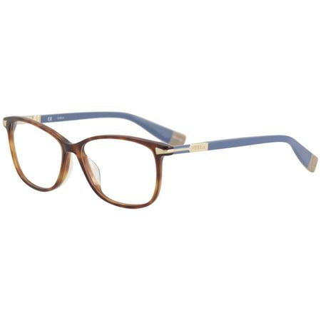 Furla VFU026 Eyeglasses Tortoise 08Xw