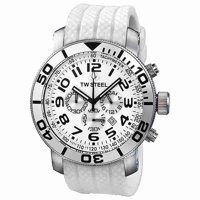 TW Steel Grandeur Diver Chronograph White Dial Mens Watch (TW95)