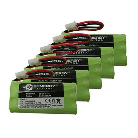 Vtech Bt5872 Cordless Phone Combo Pack Includes  5 X Batt 5872 Batteries