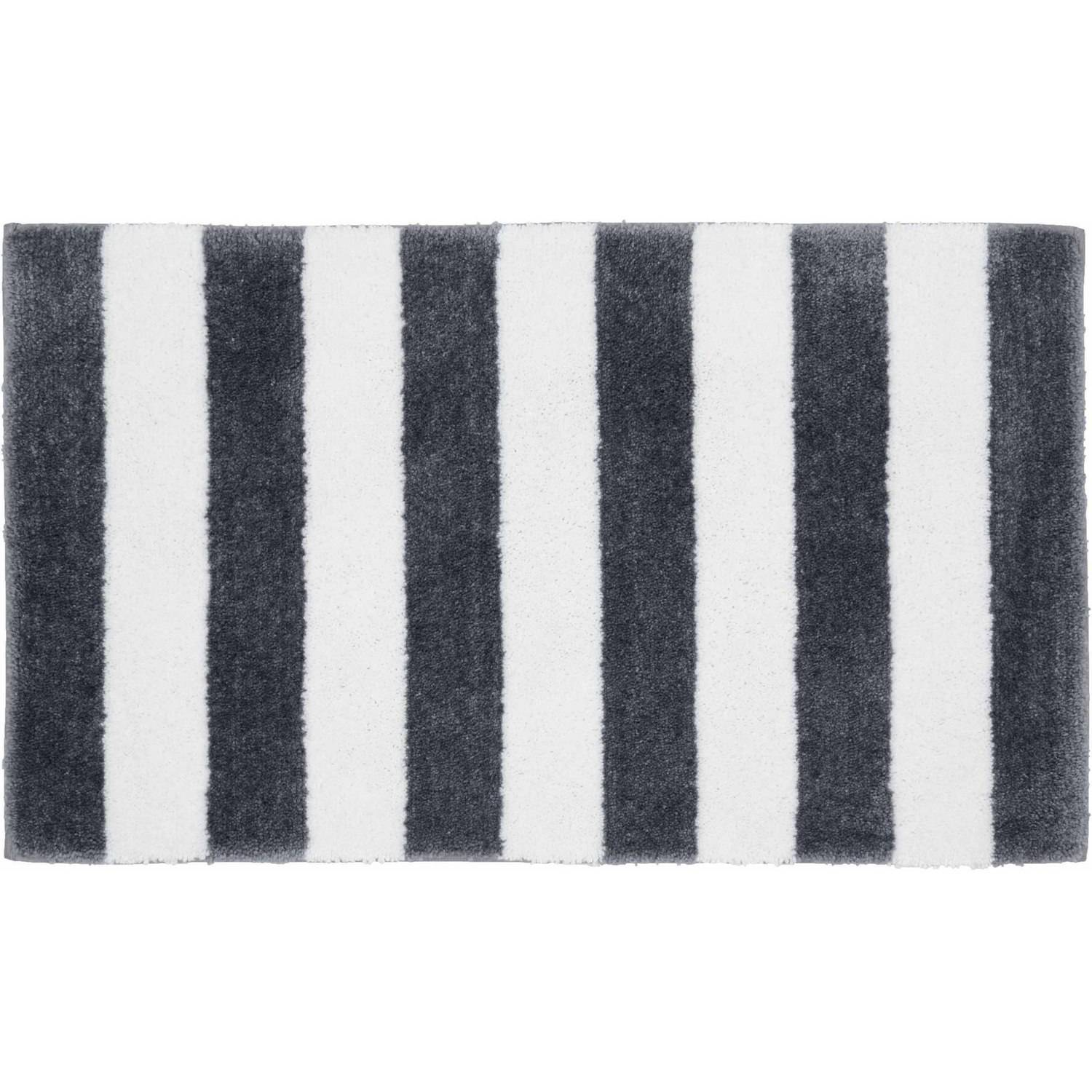 Beach Stripe Bath Rug