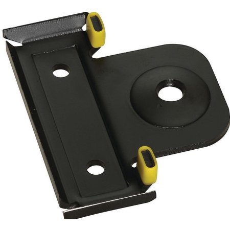 - Stanley S690-330 Hinge Butt Marker, 3 in L, Steel, Enamel Black Coated