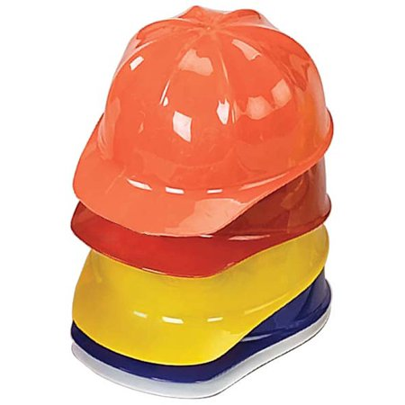 Assorted Color Hard Hat In Children's Size (ToolUSA: - Childrens Hard Hat