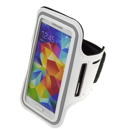 - Sport & Running & Jogging & GYM Armband Case for Samsung Galaxy S3 & Galaxy S4 & Galaxy S5, Water Resistant & Sweat Proof & Built in Key Holder Slot.., By Fettion Ship from US