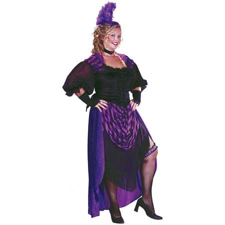 Lady Maverick Plus Size](Lady Maverick Costume)