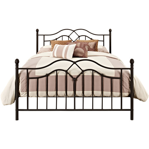 DHP Tokyo Modern Metal Bed Frame, Bronze, Multiple Sizes