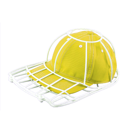 Original Cap Washer, Baseball Hat Cleaner Cage, Curve Shape Holder for Washing Machine Dishwasher - Hat Cap Cage