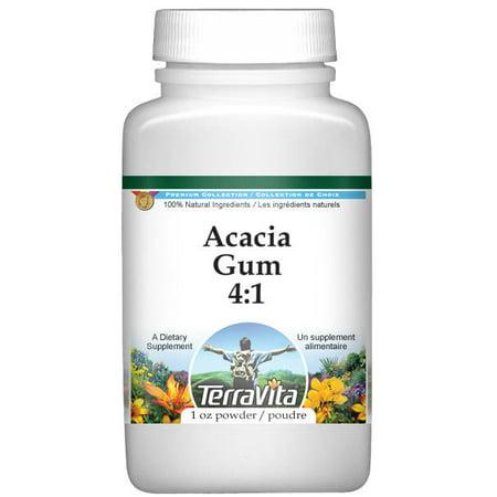 Acacia Gum 4:1 Powder (1 oz, ZIN: 518792)