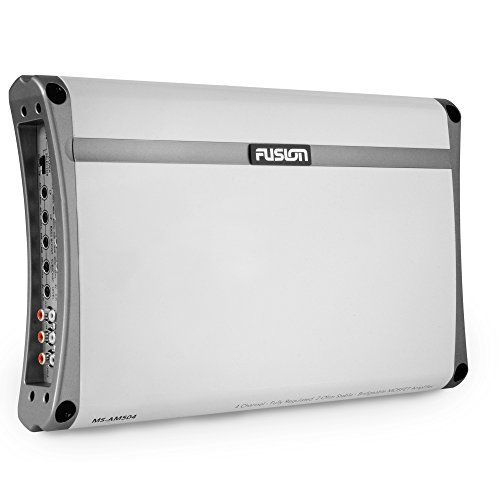 Fusion MS-AM504 4 Channel Marine Amplifier - 500W