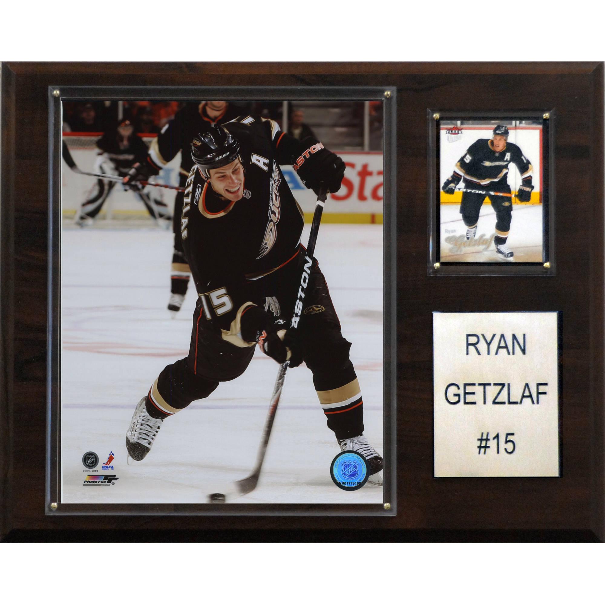 C&I Collectables NHL 12x15 Ryan Getzlaf Anaheim Ducks Player Plaque