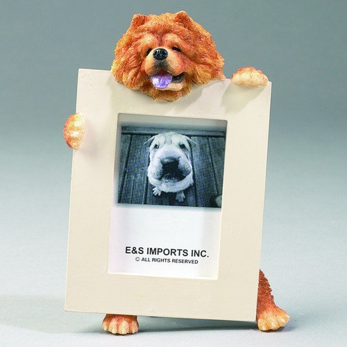 E&S Pets Chow Picture Frame (Set of 2)