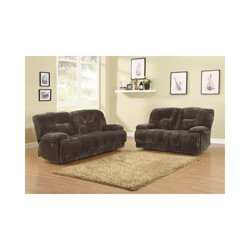 Bundle-20 Woodhaven Hill Geoffrey Living Room Collection (2 Pieces)