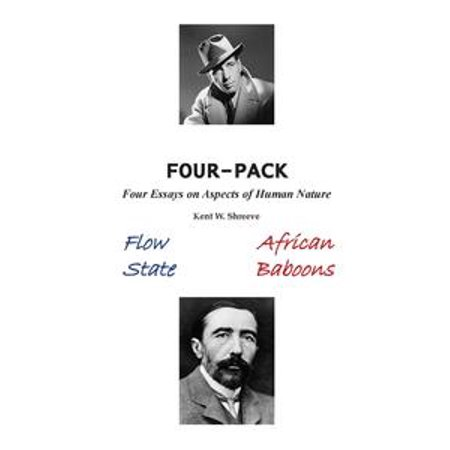 Four Pack: Four Essays on Aspects of Human Nature - eBook