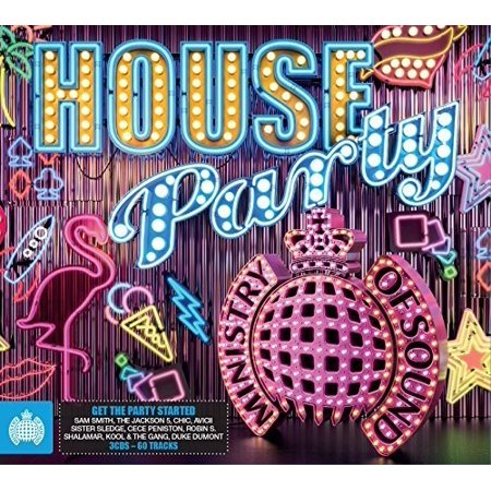 Ministry Of Sound: House Party / Various - Ministry Of Sound Halloween Party