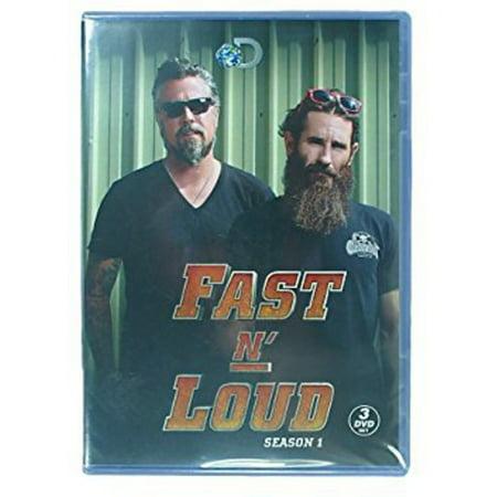 fast n loud season 1 dvd dvd. Black Bedroom Furniture Sets. Home Design Ideas