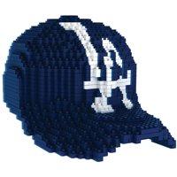 Los Angeles Dodgers Baseball Cap BRXLZ Puzzle