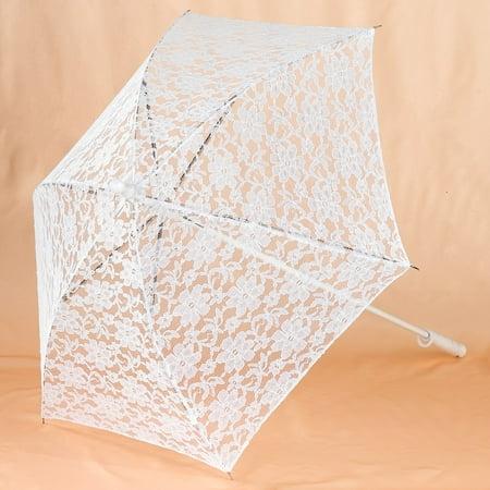 Lace Parasol - Parasol Costume