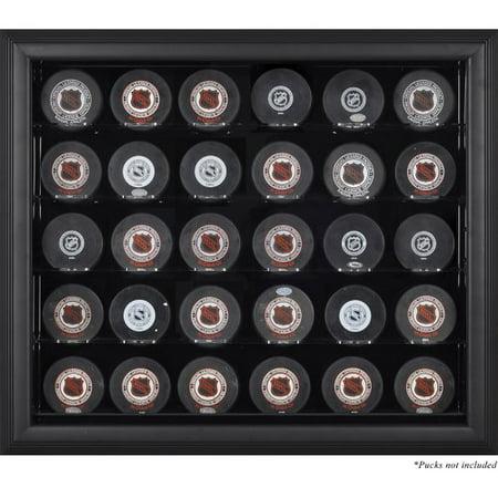 Mounted Memories 30 Hockey Puck Display Case