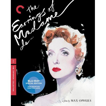The Earrings Of Madame De... (Blu-ray)](Madame De Rosa Halloween)