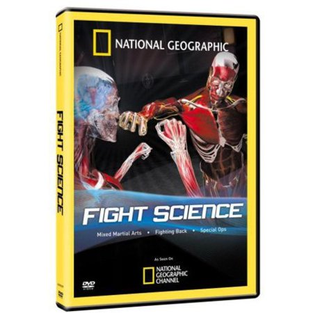 National Geographic  Fight Science  Widescreen