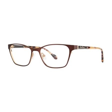 Clearance Lilly Pulitzer (LILLY PULITZER Eyeglasses LARGO Chocolate)