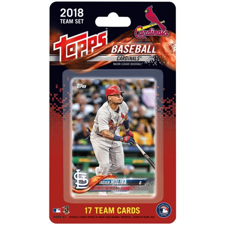 St. Louis Cardinals 2018 Team Set Trading Cards - No Size