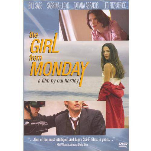 The Girl From Monday (Full Frame)